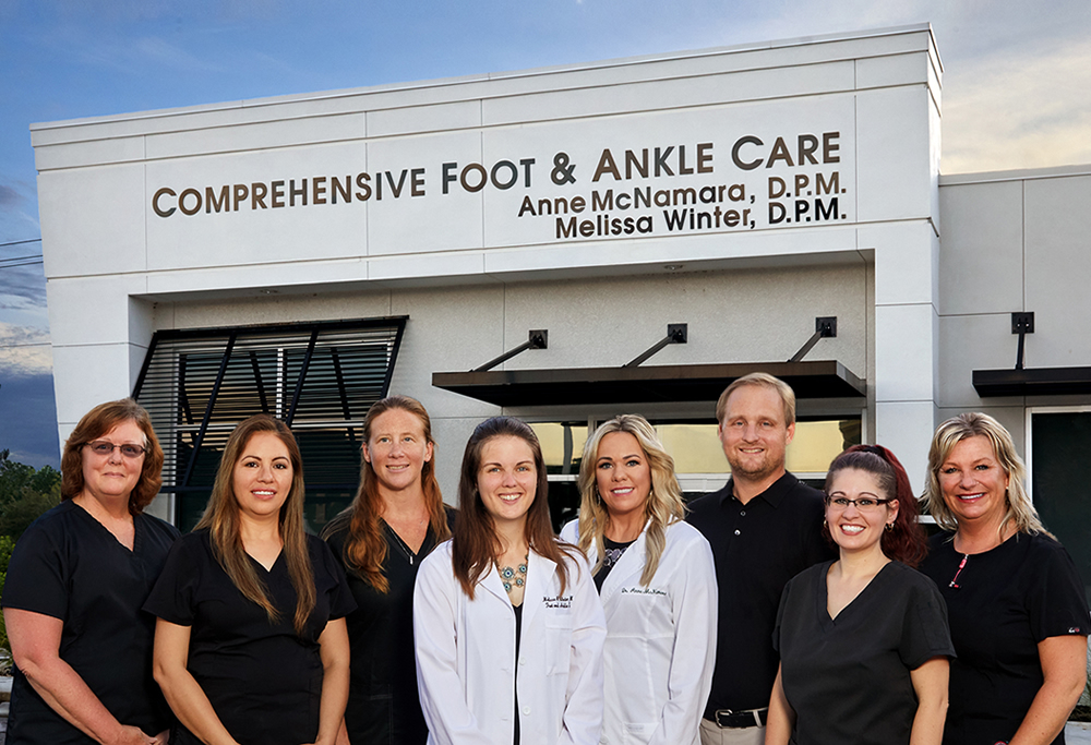 Fort Myers Podiatry Office